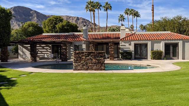 4 Boothill Circle, Rancho Mirage, CA 92270 (#219036027PS) :: Twiss Realty