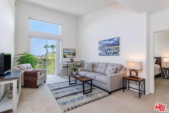 6400 Crescent Park East #418, Playa Vista, CA 90094 (#20539594) :: Team Tami