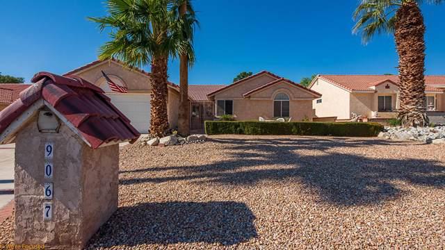 9067 Oakmount Boulevard, Desert Hot Springs, CA 92240 (#219036032DA) :: Allison James Estates and Homes