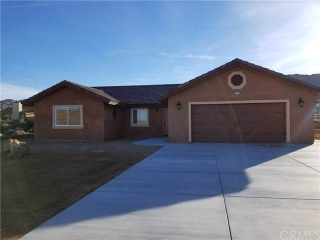 61755 Navajo, Joshua Tree, CA 92252 (#SW20000342) :: Legacy 15 Real Estate Brokers