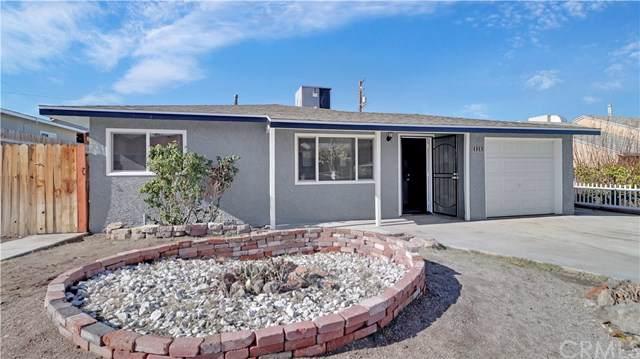 820 Caliente Drive, Barstow, CA 92311 (#EV19286135) :: The Bashe Team