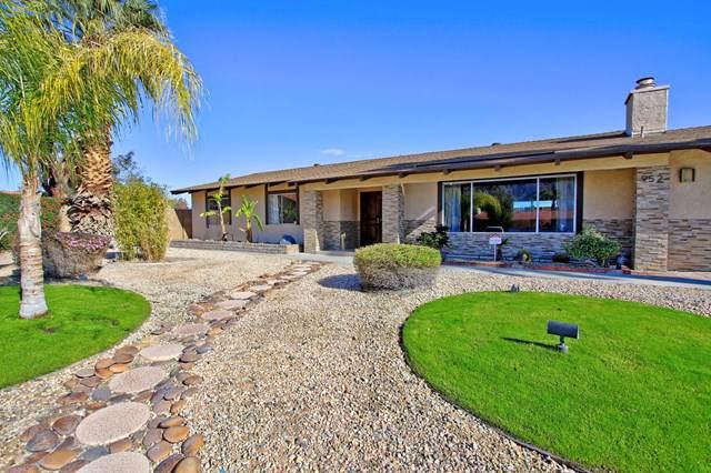 952 Camino Condor, Palm Springs, CA 92262 (#219036071PS) :: Twiss Realty