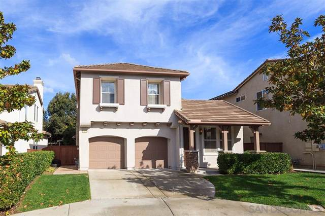 13123 Mesa Crest Pl, San Diego, CA 92129 (#200000464) :: Sperry Residential Group