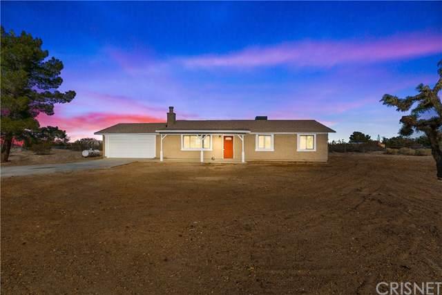 11607 E Avenue R8, Littlerock, CA 93543 (#SR20001299) :: Sperry Residential Group