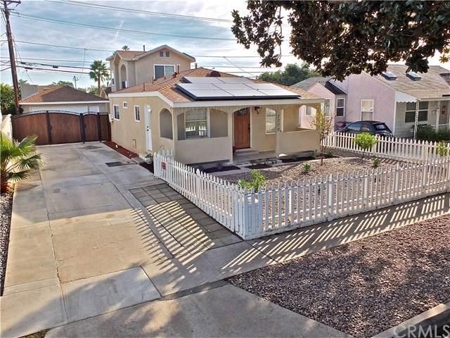 3772 Albury Avenue, Long Beach, CA 90808 (#PW20001185) :: Doherty Real Estate Group