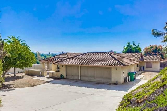 1951 Rancho Winchester Ln, El Cajon, CA 92019 (#200000545) :: Twiss Realty