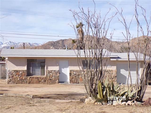 7600 Hopi, Yucca Valley, CA 92284 (#JT20001616) :: Allison James Estates and Homes