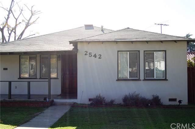 2542 Bonita Avenue, La Verne, CA 91750 (#CV20000862) :: Mainstreet Realtors®
