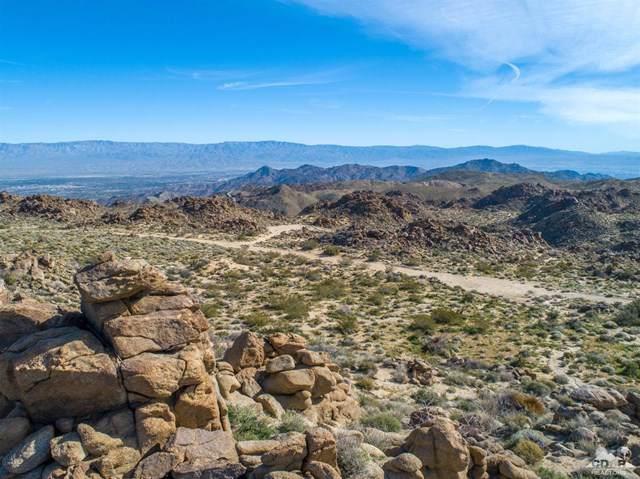 0 Desert Calico, Mountain Center, CA 92561 (#219036137DA) :: Sperry Residential Group