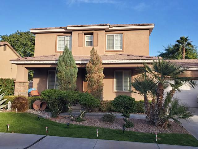 43524 Campo Place, Indio, CA 92203 (#219036136PS) :: RE/MAX Masters