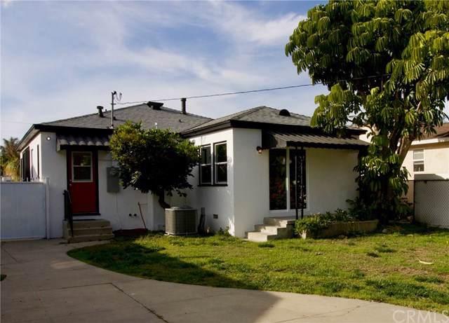 1230 Walnut Street, Inglewood, CA 90301 (#PW20001629) :: Allison James Estates and Homes