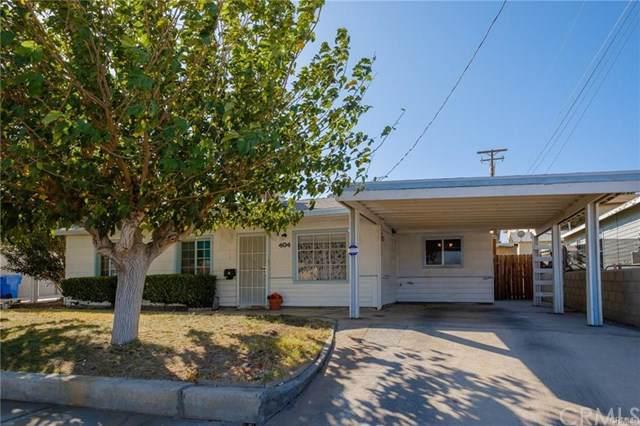 404 Pioneer Street, Barstow, CA 92311 (#IV20002087) :: The Bashe Team