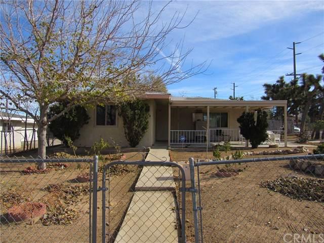 7691 Bannock Trail, Yucca Valley, CA 92284 (#JT20002089) :: RE/MAX Empire Properties