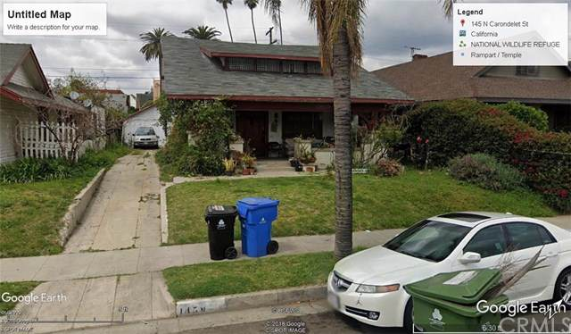 145 N Carondelet Street, Los Angeles (City), CA 90026 (#DW20002194) :: Keller Williams Realty, LA Harbor