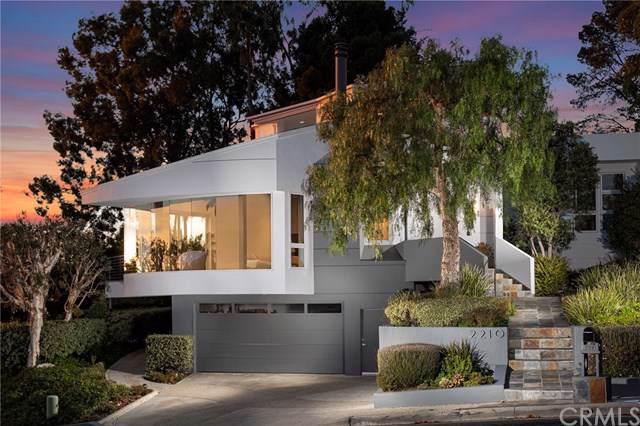 2210 Hillview Drive, Laguna Beach, CA 92651 (#LG20002168) :: RE/MAX Empire Properties