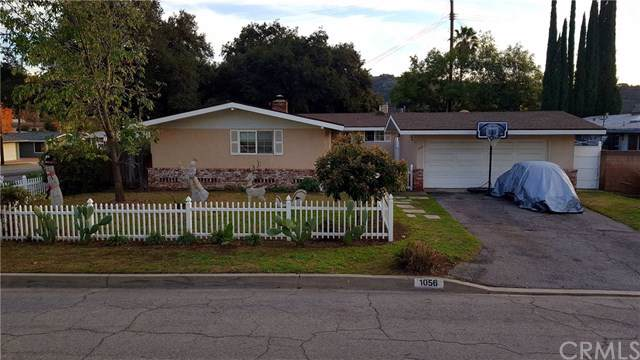 1056 E Walnut Avenue, Glendora, CA 91741 (#CV20001852) :: Allison James Estates and Homes
