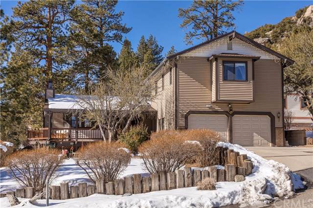 1173 Mount Doble Drive, Big Bear, CA 92314 (#EV20002500) :: Sperry Residential Group