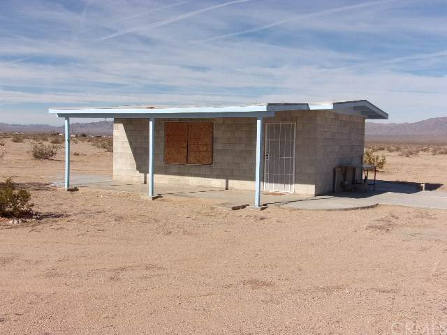 0 Carey Rd, 29 Palms, CA 92277 (#JT20002829) :: Sperry Residential Group