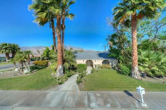 1807 Whitewater Club Drive, Palm Springs, CA 92262 (#219036240DA) :: Millman Team