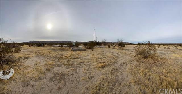 0 Twentynine Palms Hwy, Joshua Tree, CA 92252 (#JT20002964) :: Allison James Estates and Homes