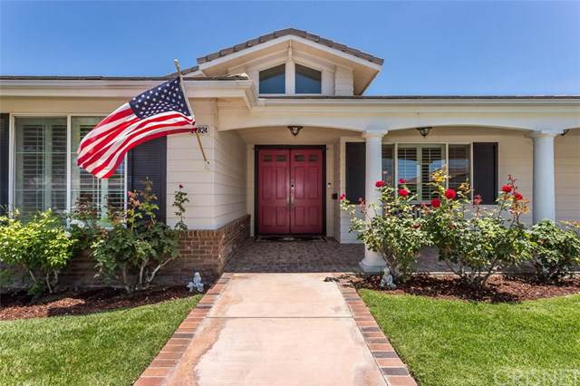 28824 Silkwood Court, Saugus, CA 91390 (#SR20002826) :: Berkshire Hathaway HomeServices California Properties