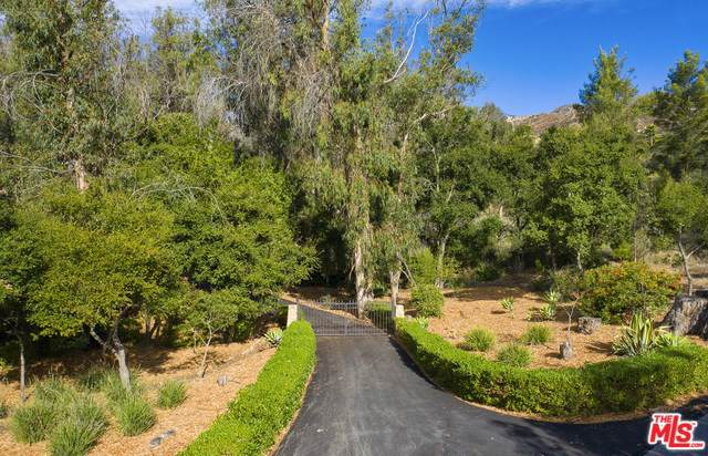 805 Toro Canyon Road, Montecito, CA 93108 (#20540824) :: RE/MAX Masters