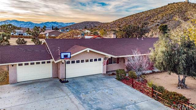 8318 Balsa Avenue, Yucca Valley, CA 92284 (#JT20002976) :: Allison James Estates and Homes