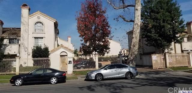 7221 Petrol Street #40, Paramount, CA 90723 (#320000070) :: Harmon Homes, Inc.