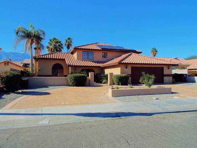 28321 Horizon Road, Cathedral City, CA 92234 (#219036299PS) :: The Bashe Team