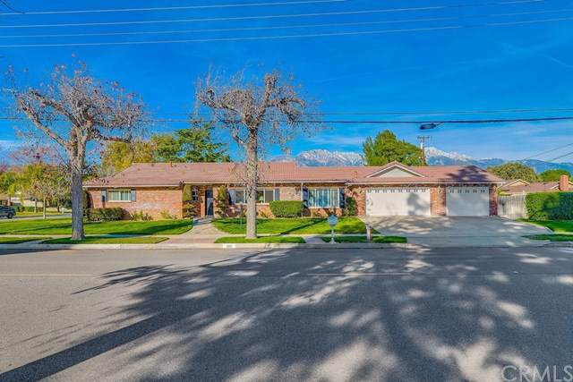 303 E 15th Street, Upland, CA 91786 (#CV19284751) :: RE/MAX Estate Properties