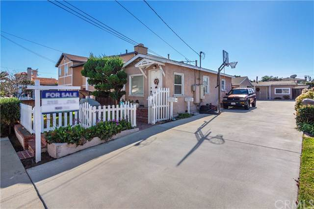 2012 Plant Avenue, Redondo Beach, CA 90278 (#SB20003500) :: Allison James Estates and Homes