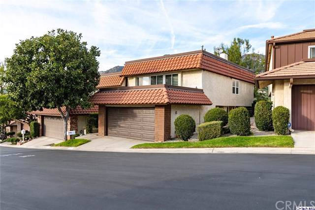 779 Starlight Heights Drive, La Canada Flintridge, CA 91011 (#319004983) :: Fred Sed Group