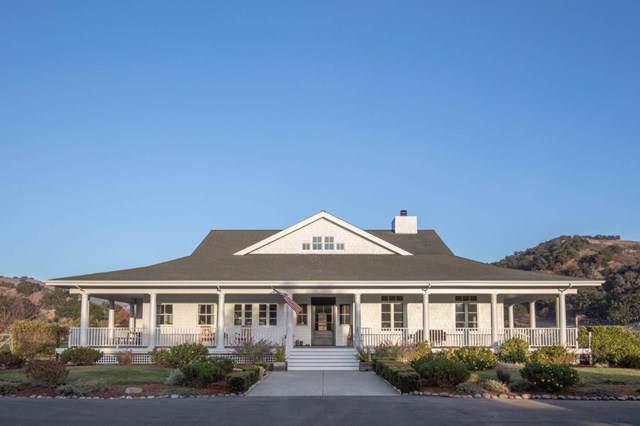 478 Corral De Tierra Road, Salinas, CA 93908 (#ML81778326) :: RE/MAX Parkside Real Estate