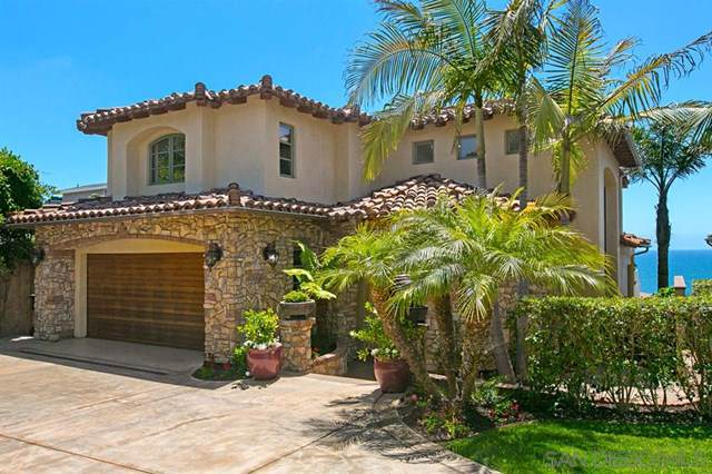 1318 Summit Ave, Cardiff By The Sea, CA 92007 (#200001100) :: eXp Realty of California Inc.