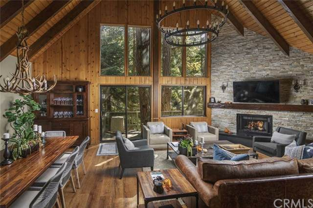 427 Shady Road, Lake Arrowhead, CA 92352 (#EV20003820) :: eXp Realty of California Inc.