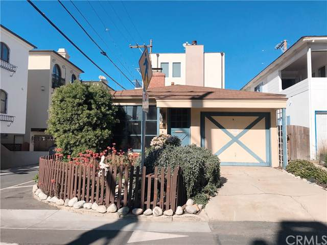 417 31st Street, Manhattan Beach, CA 90266 (#SB20003843) :: J1 Realty Group