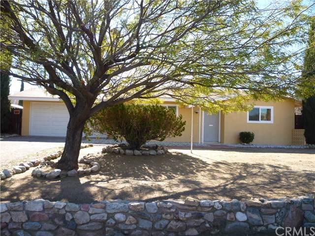 55837 Onaga, Yucca Valley, CA 92284 (#JT20003859) :: RE/MAX Empire Properties