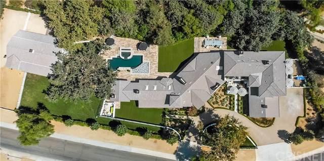 5330 Jed Smith Road, Hidden Hills, CA 91302 (#SR20003834) :: Allison James Estates and Homes