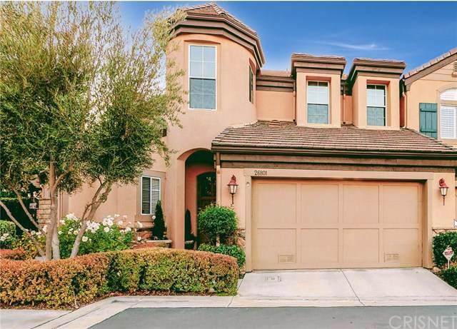 26801 Degas Lane #70, Valencia, CA 91355 (#SR20003990) :: EXIT Alliance Realty