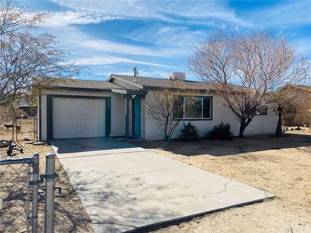 64993 Tonto Drive, Joshua Tree, CA 92252 (#JT20004022) :: Legacy 15 Real Estate Brokers