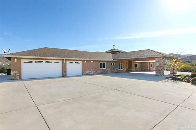 28718 Top Of The Pines Ln, Pine Valley, CA 91962 (#200001165) :: The Brad Korb Real Estate Group