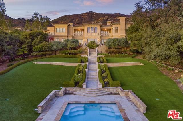 830 Park Lane, Santa Barbara, CA 93108 (#20541302) :: Sperry Residential Group