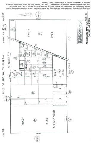 0 Hillcrest Avenue, North Edwards, CA  (#SR20004249) :: The Brad Korb Real Estate Group