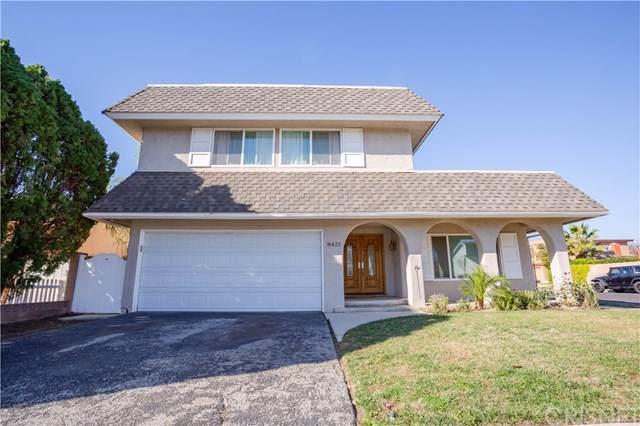 8421 Independence Avenue, Canoga Park, CA 91304 (#SR20004087) :: J1 Realty Group