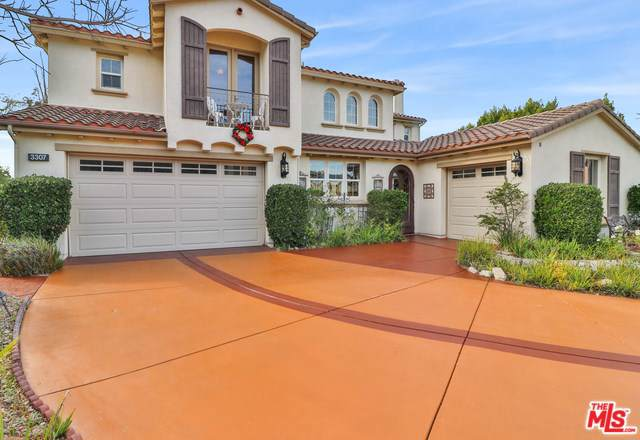 3307 Whispering Glen Court, Simi Valley, CA 93065 (#20540592) :: RE/MAX Parkside Real Estate