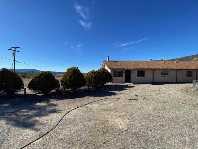 37774 Cleo Lane, Ranchita, CA 92066 (#200001243) :: RE/MAX Masters