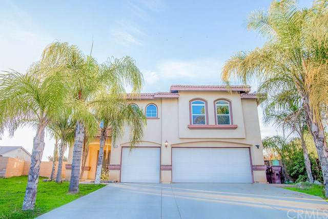 25525 Macintosh Court, Romoland, CA 92585 (#SW19279961) :: Case Realty Group