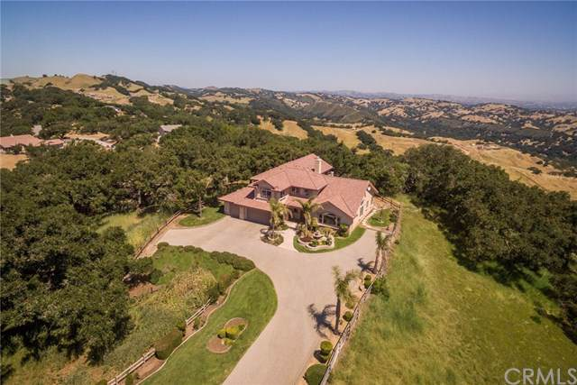 12275 San Marcos Road, Atascadero, CA 93422 (#SP20004636) :: Keller Williams Realty, LA Harbor