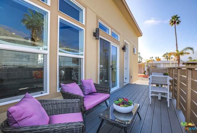 408 Kona Lane, Palm Springs, CA 92264 (#219036391PS) :: Twiss Realty