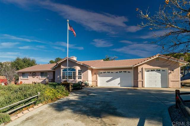 8303 Foothill Blvd, Pine Valley, CA 91962 (#200000940) :: The Brad Korb Real Estate Group